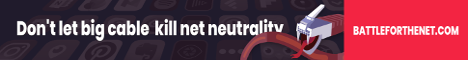 Write Congress to save net neutrality