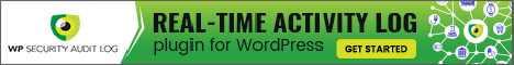 WP Security Audit Log - The most comprehensive activity log plugin for WordPress
